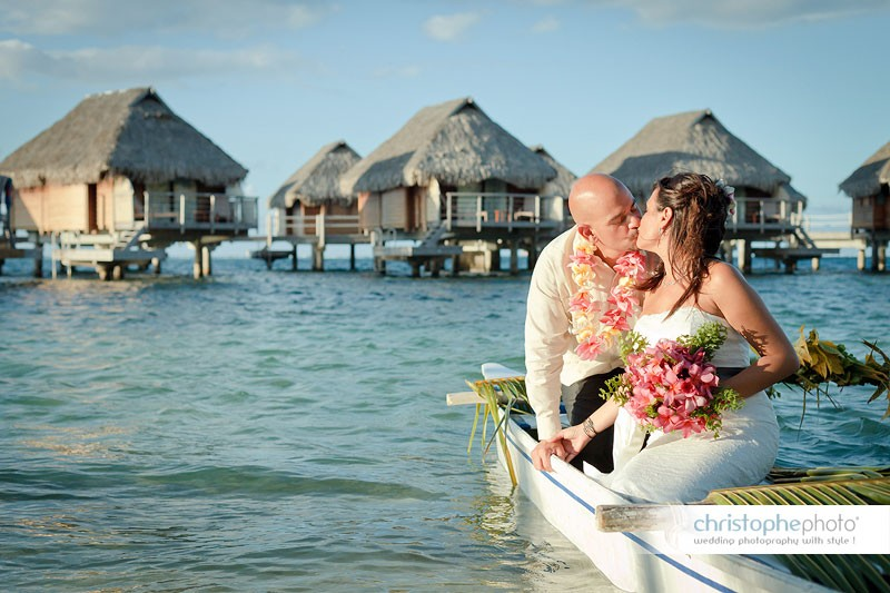 wedding in tahiti