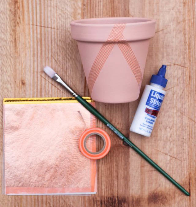 DIY macetas originales pintar decorar