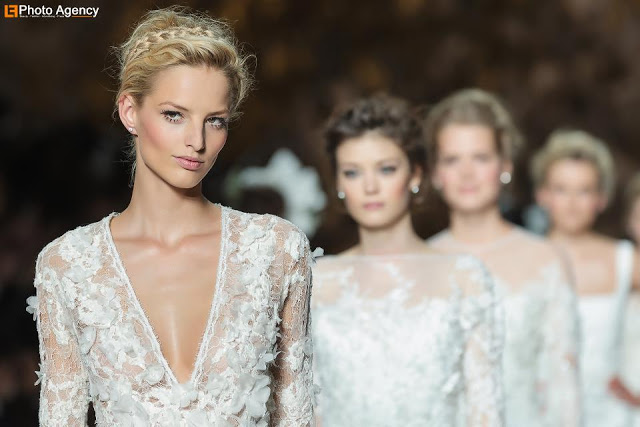 pronovias desfile fashion show first love 2014