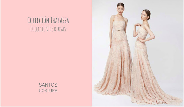 boda vestidos novia santos costura bridal dress wedding