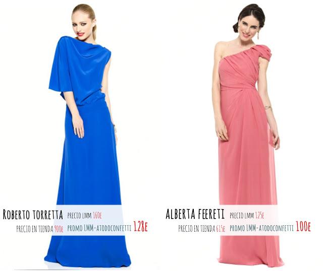 alquiler vestidos fiesta invitadas la más mona