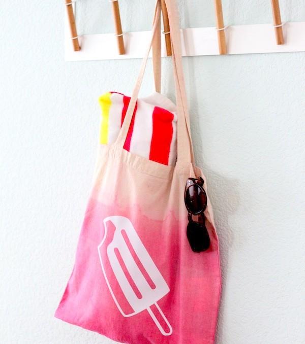DIY bolsa tela manualidades tutorial tote bag