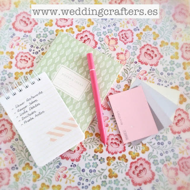wedding crafter handmade cursos bodas