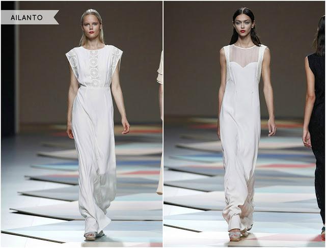 Madrid Fashion Week vestidos dresses