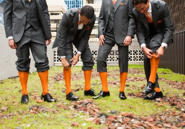 wedding socks inspiration calcetines novio moda interior ideas