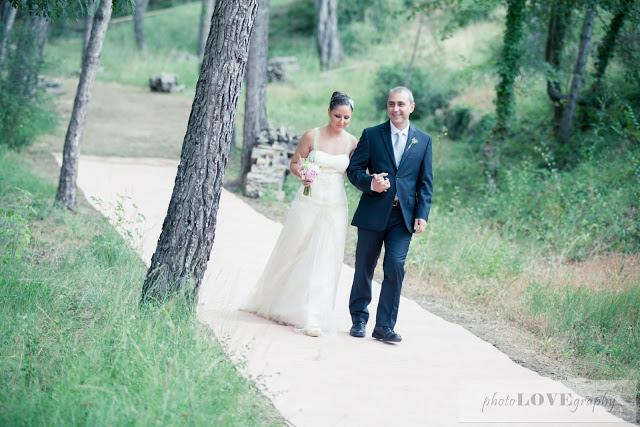 boda bosque forest wedding natural