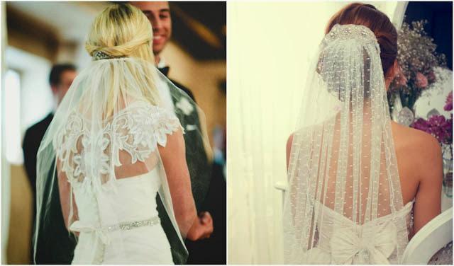 velos novia diferentes tipos veils bride