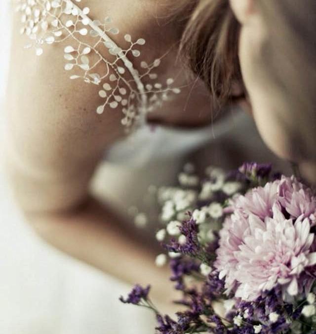 tocado novia ohanami