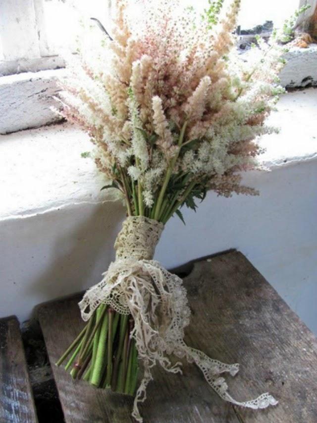 flores de bodas decoración astilbe ideas wedding bouquet ramo 9 1