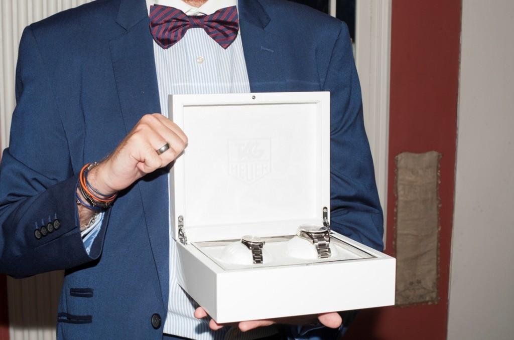 bridal kit tag heuer relojes regalo pedida de mano