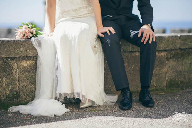 boda elegante original jenny packham jimmy choo baiona