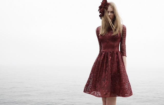 invitadas boda vestidos otoño invierno elegantes
