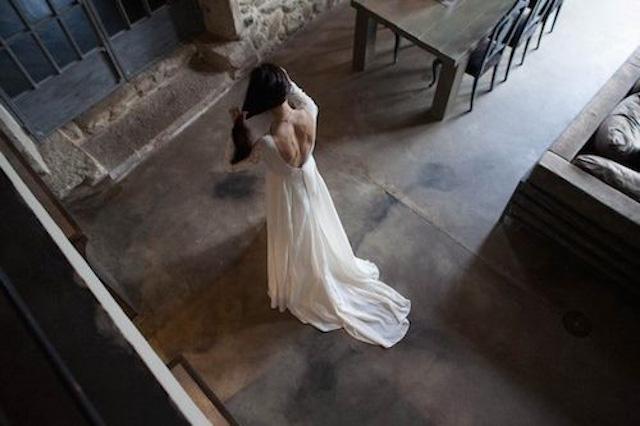 novia vestido 6eme galerie gown bridal dress