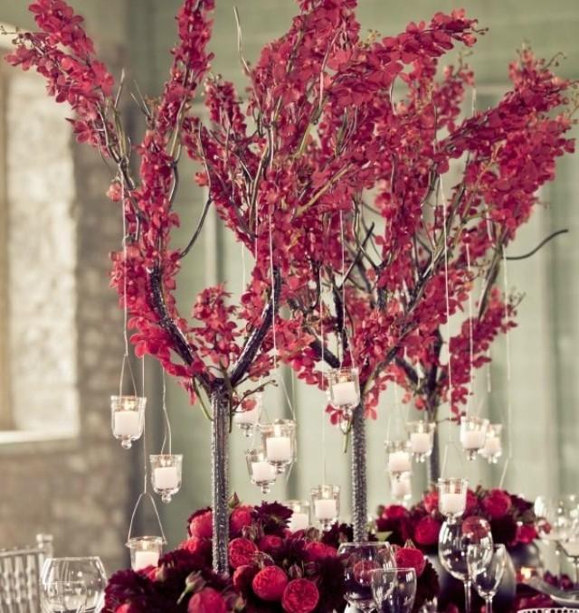 marsala pantone color bodas colour wedding ideas