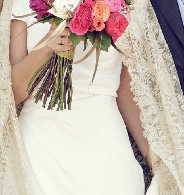 capa novia vestido boda cape wedding dress