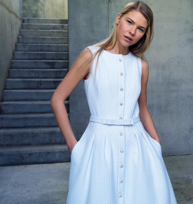 Vestidos novia colección 2015 tot hom Barcelona diseños seda bordados tul