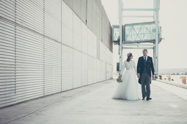 boda novia elegante invitada look diadema mayz azahar blog atodoconfetti