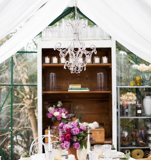 invernadero taller florar fiesta invierno ideas flores decoración barcelona floristeria