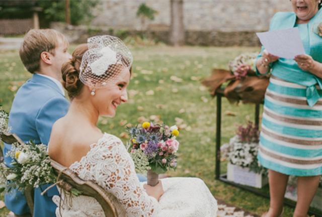 boda rock roll wedding asturias novia vestido corto