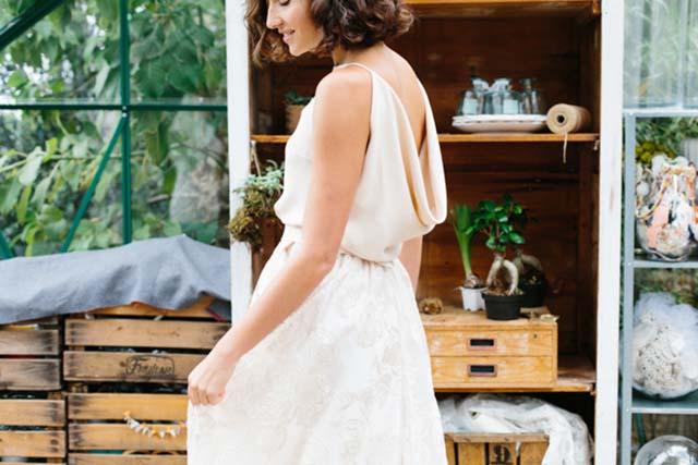 vestidos novia barcelona originales diferentes veronica miranda
