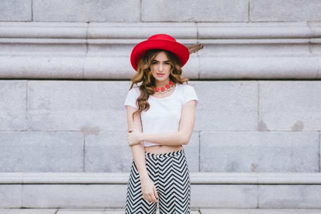 invitada boda blog vestido pamela look asesoria estilismo tocado
