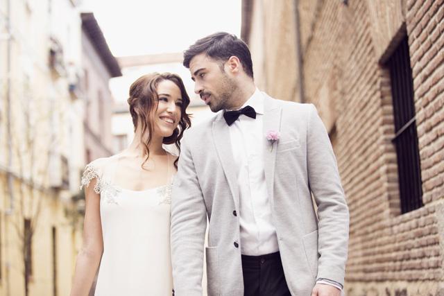 boda urbana madrid ramon herreraias vestido novia urban wedding