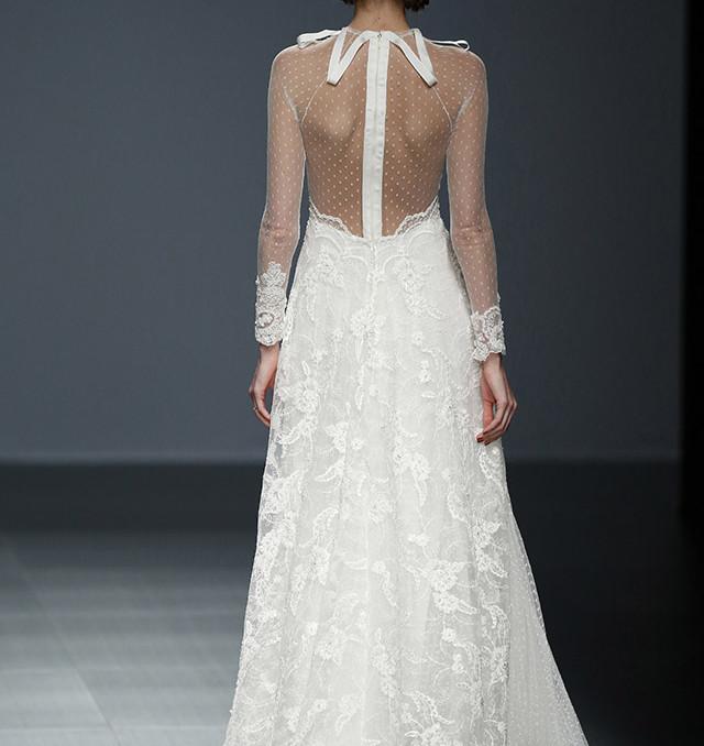 marco y maria vestidos de novia canarias barcelona bridal week