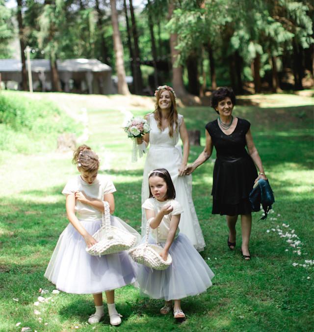 boda rural bosque mas silenci forest wedding rural catalunya barcelona blog
