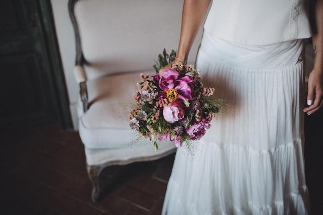 ramo novia boda flores original bonito bouquet wedding bride flowers