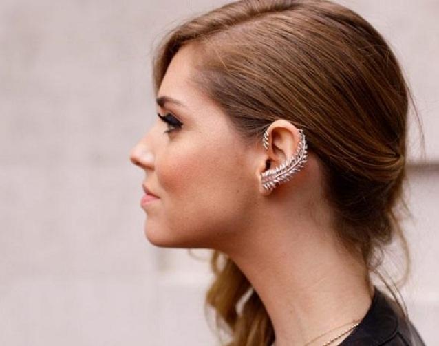 maxi pendiente invitada boda look guest wedding earing XXL