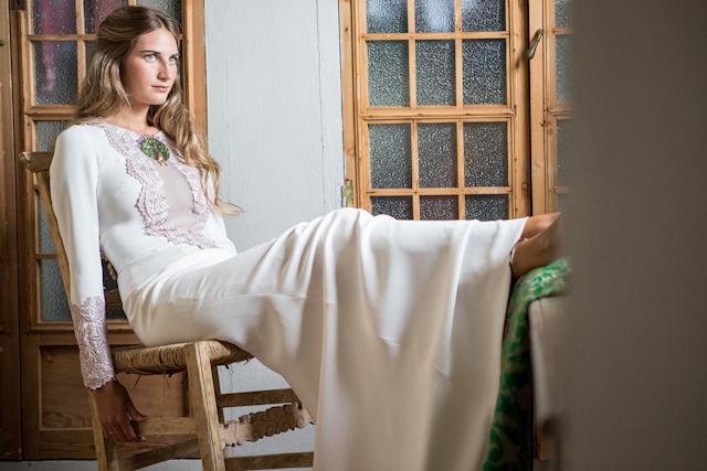 vestido novia boda sevilla analilen lourdes montes blog bodas atodoconfetti