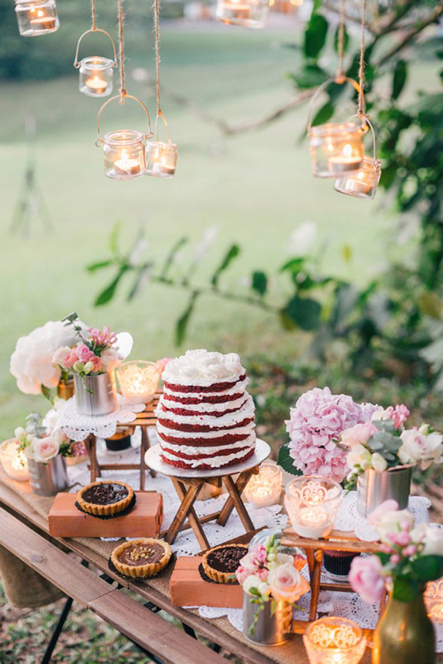 ideas bautizo bebe look recordatorio mesa dulce juegos niño postres candy bar dessert cake baptism 135