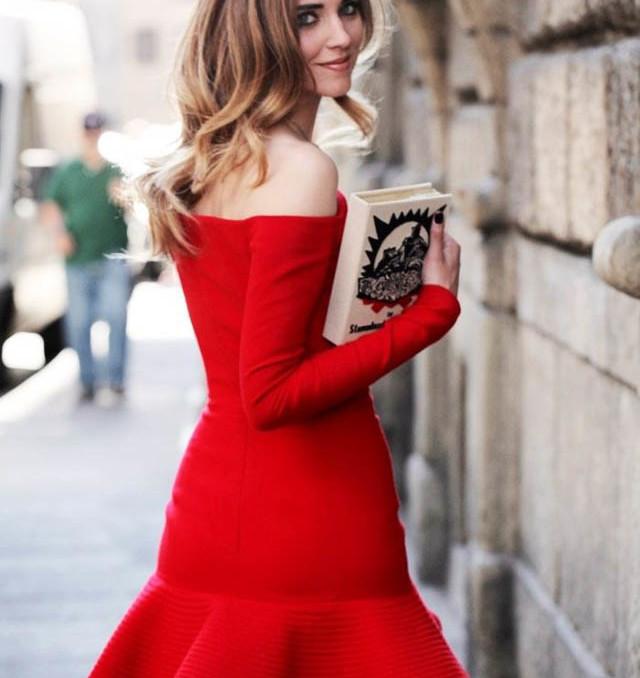 invitada boda blog look shoulder off hombros descubierto
