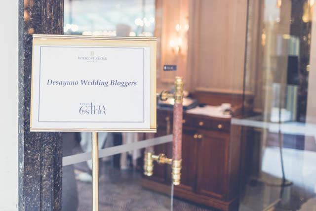 bodas madrid hotel novias blog novia flores tazas