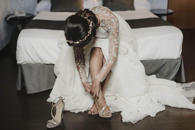 pronovias atelier dress vestido boda wedding pedreria tatoo princesa princess blog bodas
