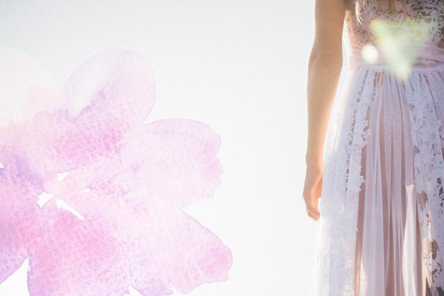 charo ruiz ibiza vestidos novia acuarela ilustracion ideas boho bohemia boda