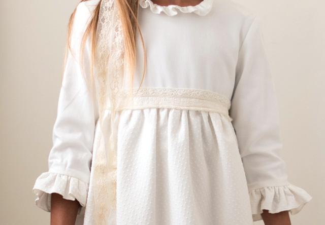 vestido comunion niña comuniones coronas 10