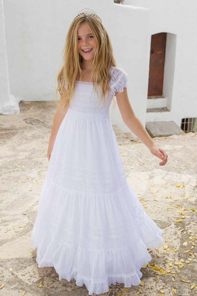 vestido comunion niña comuniones coronas 14