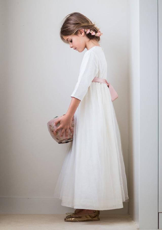 vestido comunion niña comuniones coronas 4