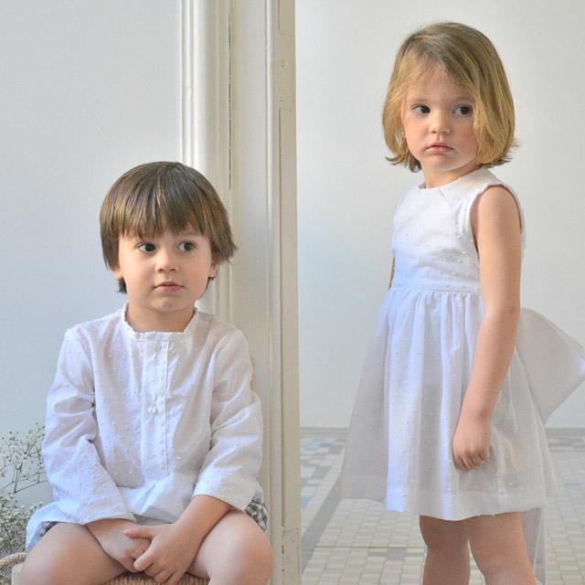arras niños vestidos boda pajes 13