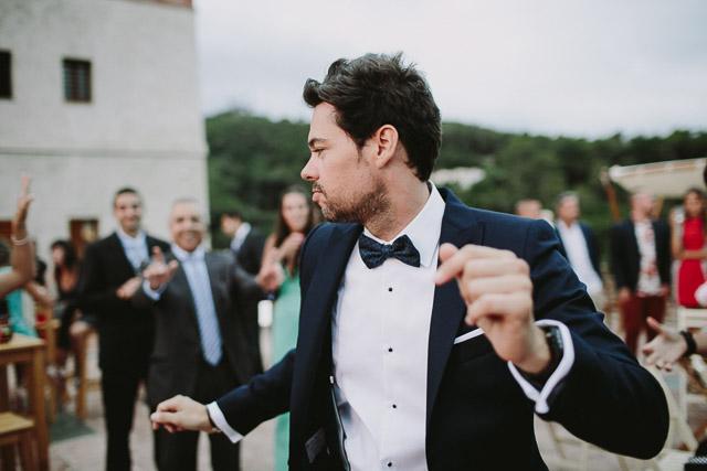 boda barcelona wedding can valldaura novia vestido origina blog bodas a todo confetti