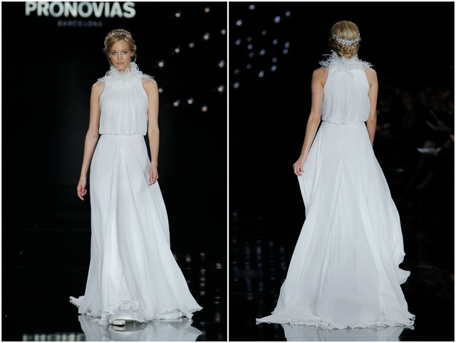 pronovias vestido novia wedding dress bridal collection 2017