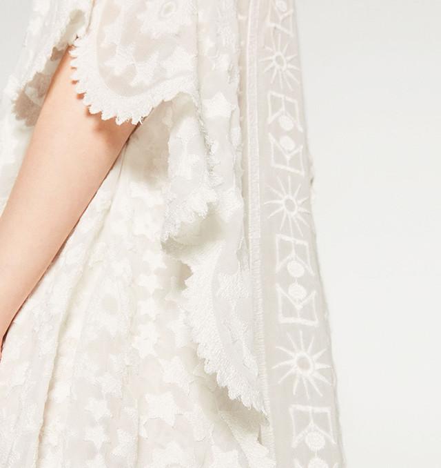 vestido novia corto low cost barato zara mango blanco ideas