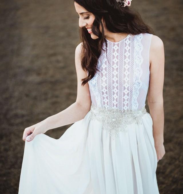 novias naturales sencillas elegantes boda perfecta original estilosa blog bodas mejor