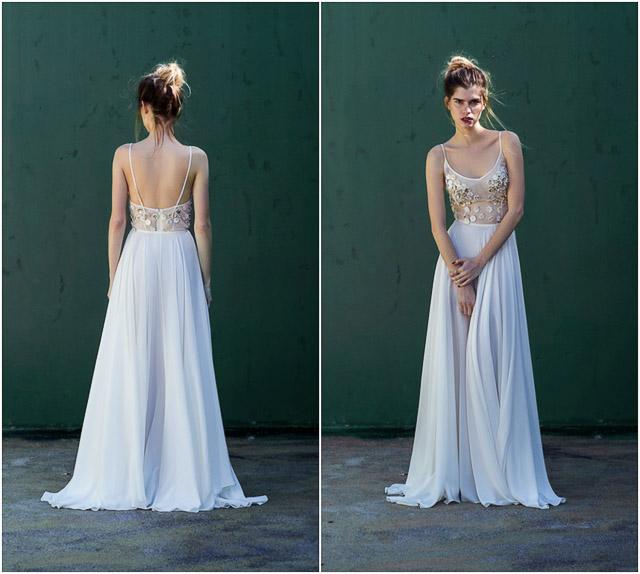 vestido novia blog bodas barcelona katarina grey dress wedding bridal