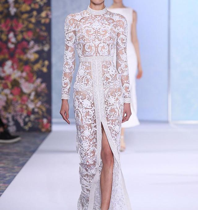 vestido novia alta costura blog bodas