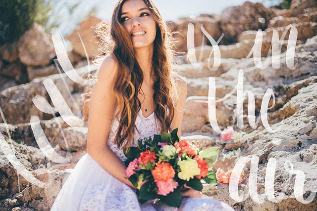 loversloveloving novia vestido boho bohemia chic playa blog bodas