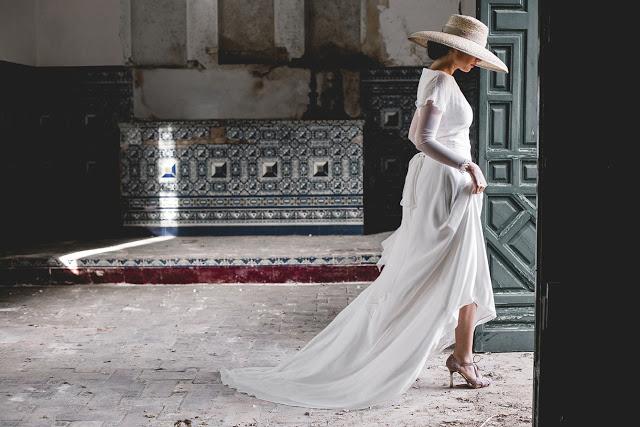 vestido novia analinen lourdes montes sibi ajuar sevilla blog bodas