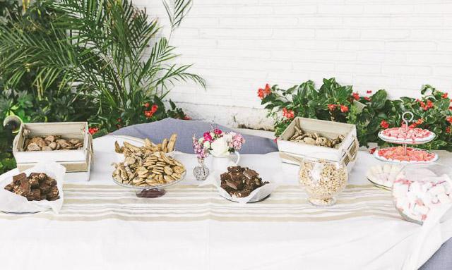 blog boda informal wedding day novia falda plumeti