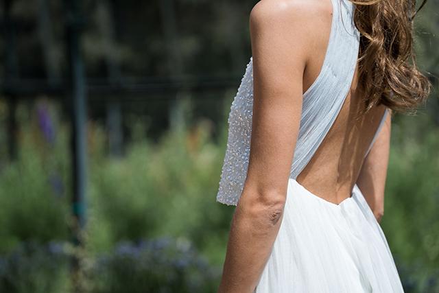 vestido novia barcelona romantico bohemio blog bodas ideal precioso